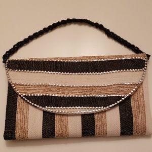 Tommy Bahama rhinestone purse